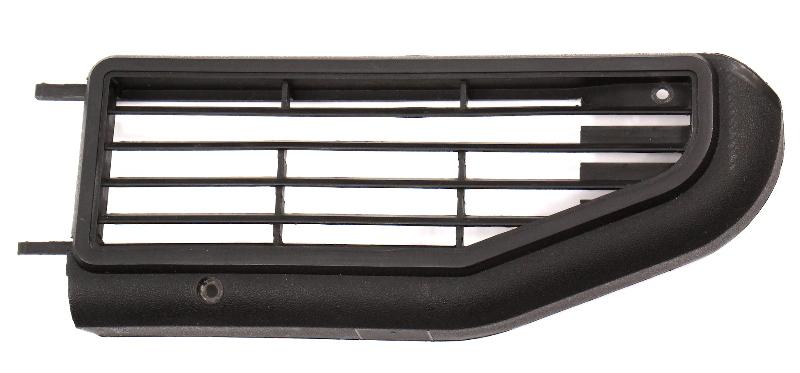 RH Lower Door Vent Grille 80-91 VW Vanagon T3 - Genuine - 251 831 898