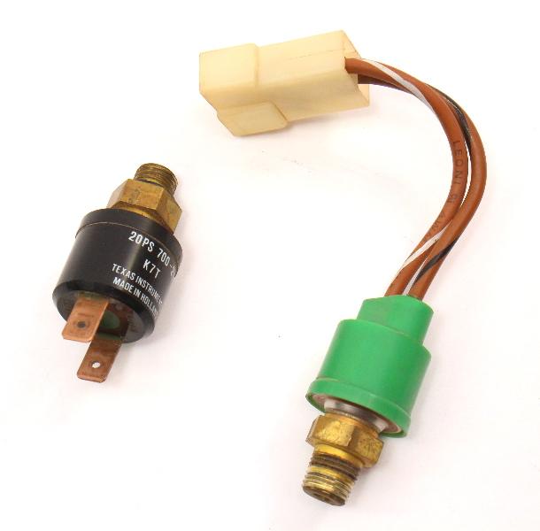 Rear Overhead AC A/C Pressure Sensors 86-91 VW Vanagon T3 - 20PS 700-2 K7T