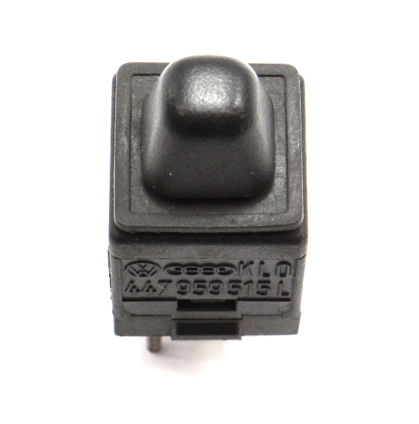 Mirror Switch Control Button Audi 5000 - Genuine - 447 959 565 L