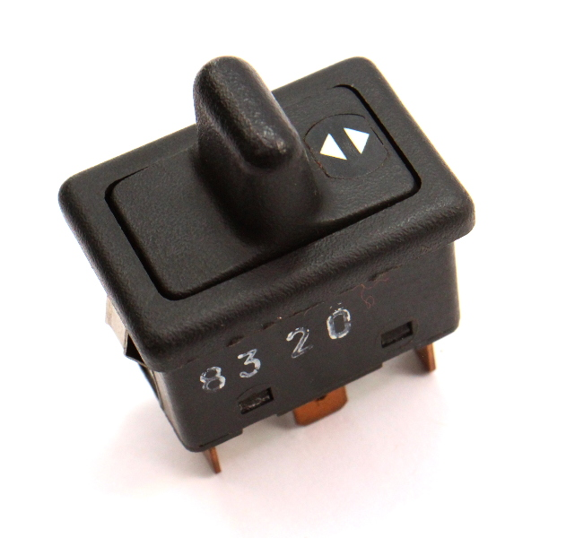 Power Window Switch Button Audi 5000 - Genuine - 443 959 855 B