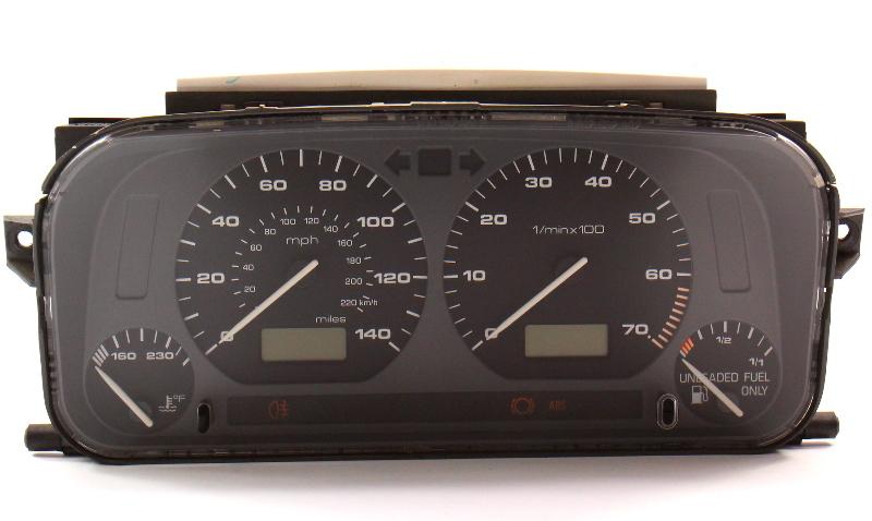Gauge Instrument Cluster Speedometer 96-99 Jetta Golf Cabrio MK3 ~ 1HM 919 910 D