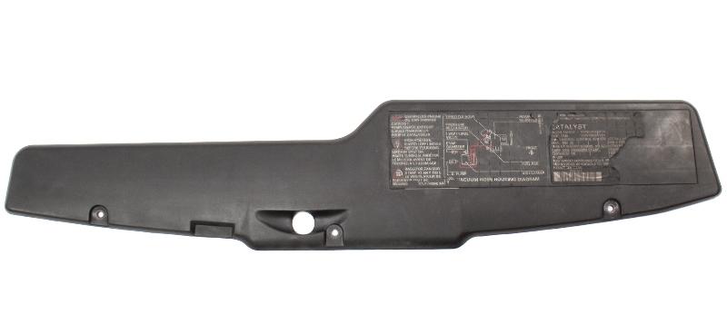 Radiator Engine Bay Cover Tool Tray 93-99 VW Jetta Golf GTI Mk3 . 1HM 121 343