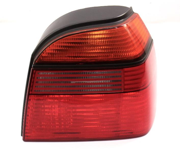 Rh Taillight Tail Lamp 93-99 Vw Golf Gti Cabrio Mk3 - Genuine