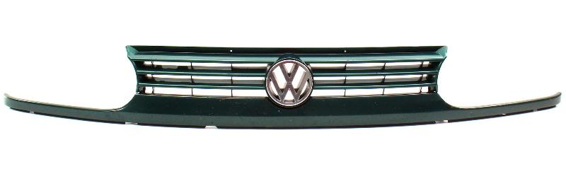 Genuine VW Grill Grille 93-99 VW Golf GTI Cabrio MK3 LG6S Green - 1H6 853 653