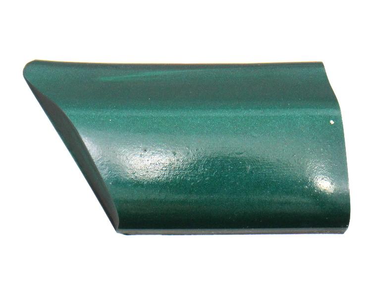 LH Front Small Fender Moulding Trim 95-99 Jetta Golf MK3 LG6S Green - Genuine