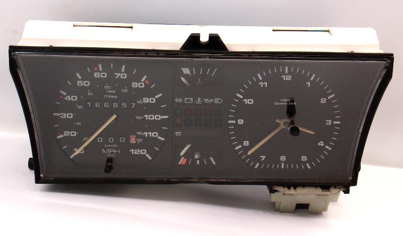 Gauge Cluster Speedometer Clock 89-92 VW Jetta Golf MK2 Diesel - 191 919 035 HJ