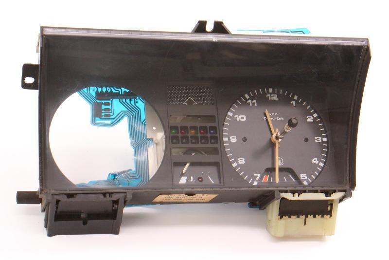 Gauge Cluster Lens Clock Foil 85-89 VW Jetta Golf MK2 Diesel CE1 191 919 035 BJ