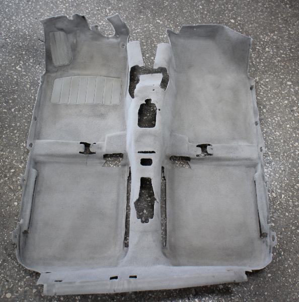 Interior Floor Carpet 93-99 VW Jetta Golf Cabrio Mk3 Beaver - Genuine