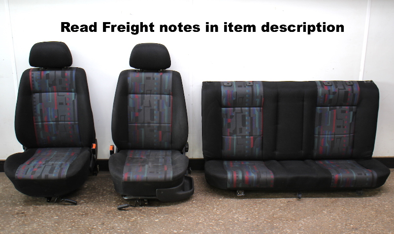 Party Seat Set 93-99 VW Jetta Golf MK3 - Genuine