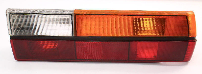 RH Taillight Tail Light 77-79 VW Audi Fox - Genuine - 849 945 112