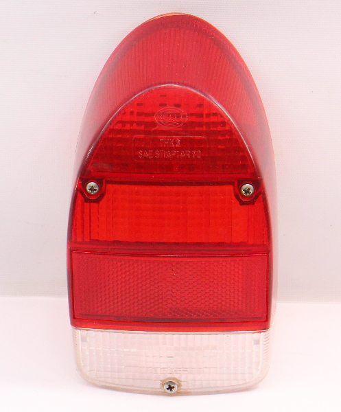 RH Tail Light Lamp Lens 71-72 VW Beetle Bug Aircooled - Genuine Hella