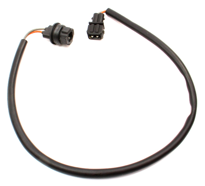 Side Marker Fender Light Wiring Harness Plug 91-92 VW Jetta Golf GTI MK2 Genuine