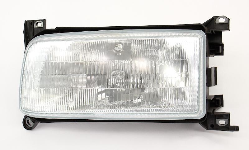 NOS LH Headlight Head Light Lamp VW Passat 90-94 B3 Genuine Hella 357 941 017 A