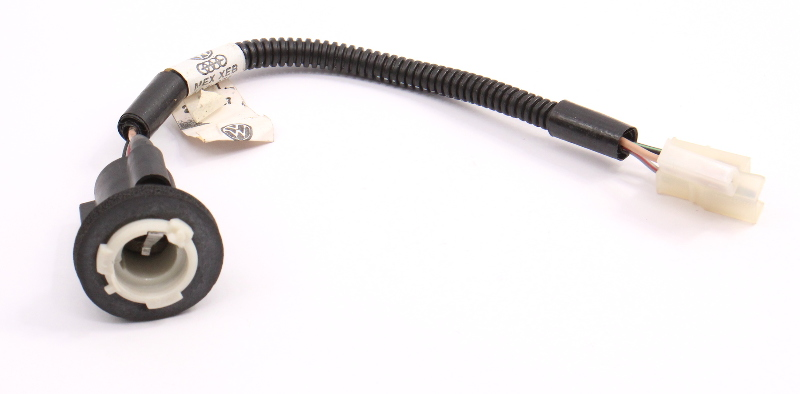 NOS Turn Signal Bulb Holder Harness 89-92 VW Jetta Golf MK2 - Genuine