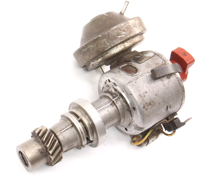 Ignition Distributor 1976 VW Scirocco Rabbit 1.6 MK1 0 231 176 108 055 905 205 F