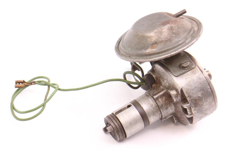 Ignition Distributor 1968 VW Beetle Bug 1500 MT Genuine Bosch - 113 905 205 M