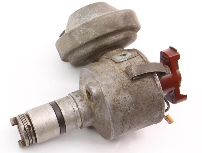Ignition Distributor 1971 VW Beetle Bug 1600 MT Aircooled Bosch - 113 905 205 AJ