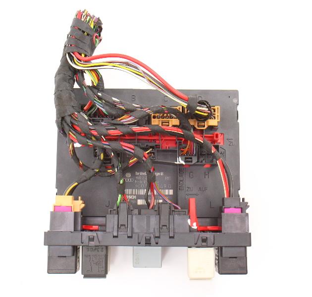 CECM Central Electronics Module Computer 06-10 VW Passat B6 - 3C0 937 049 Q