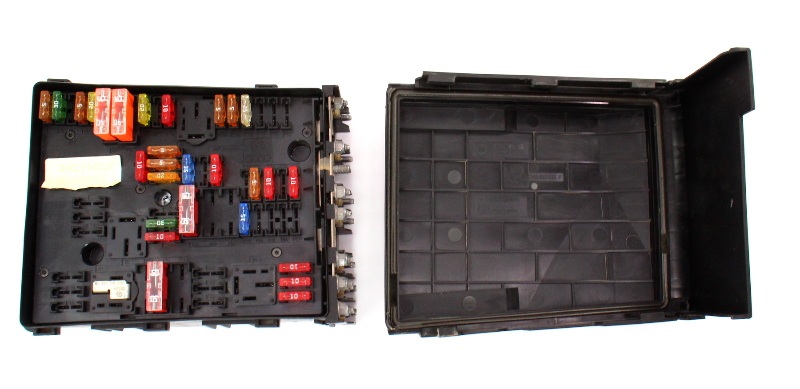 Engine Bay Fuse Relay Box 06-08 VW Passat B6 2.0T - Genuine - 1K0 937 124 P