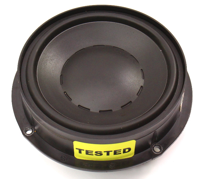 Rear Dynaudio Speaker Woofer 06-10 VW Passat B6 Genuine - 3C0 035 453 B