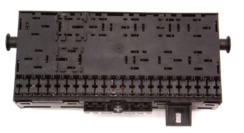 Fuse Box Panel Relay Block 85-90 VW Jetta Golf MK2 Cabriolet - 171 941 813 D