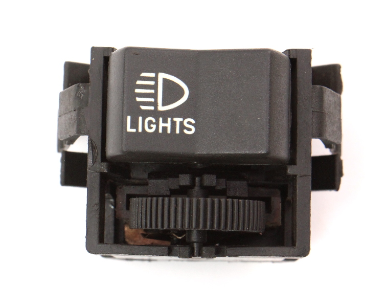 Headlight Head Light Lamp Switch 86-91 VW Vanagon T3 Genuine - 321 941 531 E