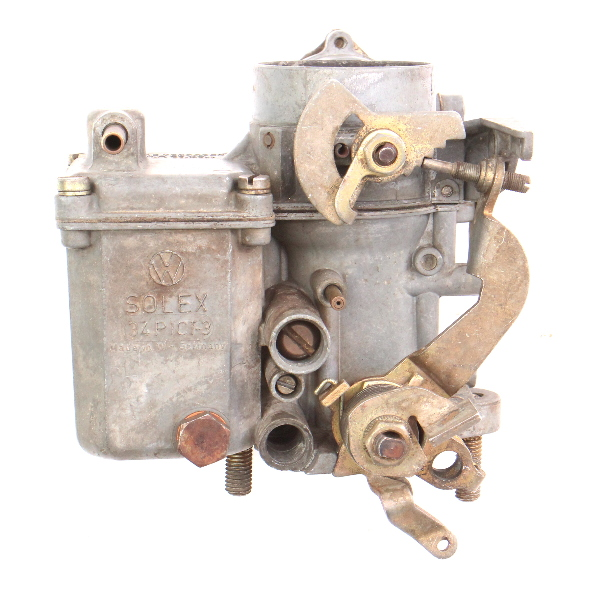 Solex Carburetor 34PICT-3 71-79 VW Beetle Bug Aircooled AT Dual Port 1600