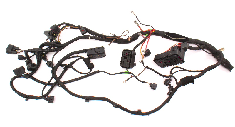 2.0T Engine Bay ECU Swap Wiring Harness 2007 VW Passat B6 2.0T FSI BPY - Genuine
