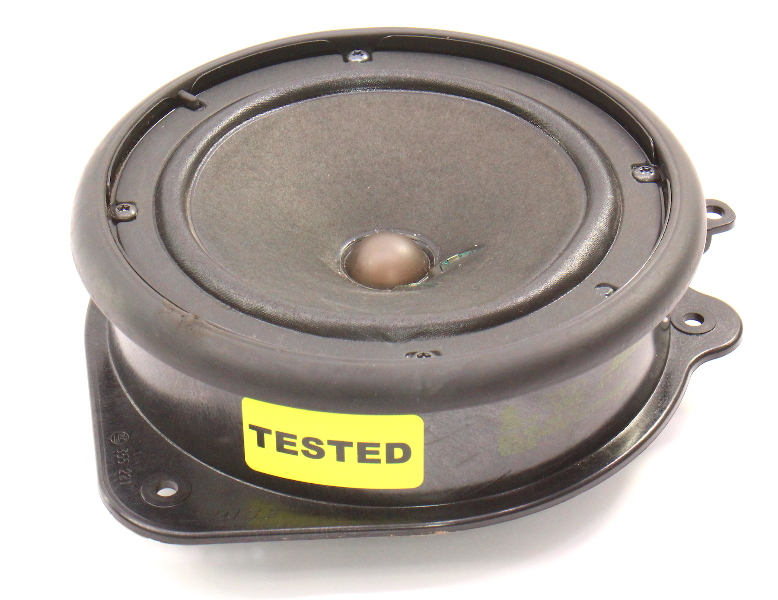 Bose Door Speaker 02-08 Audi A4 S4 B6 B7 - Genuine - 8E0 035 411