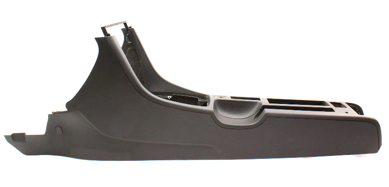 Center Console Shifter Trim 02-05 Audi A4 S4 B6 Sedan Avant Black - Genuine