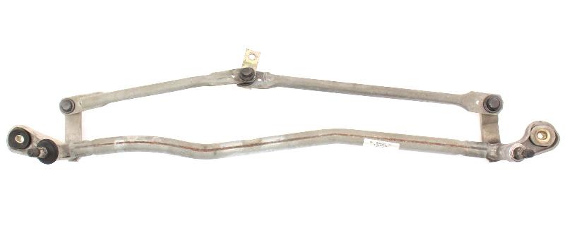 Windshield Wiper Linkage 02-08 Audi A4 S4 RS4 B6 B7 Genuine - 8E1 955 603 D