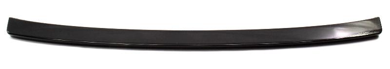Trunk Lid Lip Spoiler 02-05 Audi A4 S4 B6 LY9B Black - Genuine