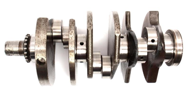 Crankshaft Crank Shaft 2.7T 00-05 Audi S4 A6 Allroad B5 C5 APB