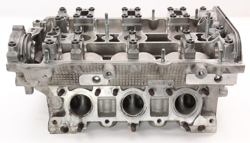 LH Cylinder Head 00-02 Audi A6 Allroad S4 B5 2.7T APB ~ 078 103 373 AF