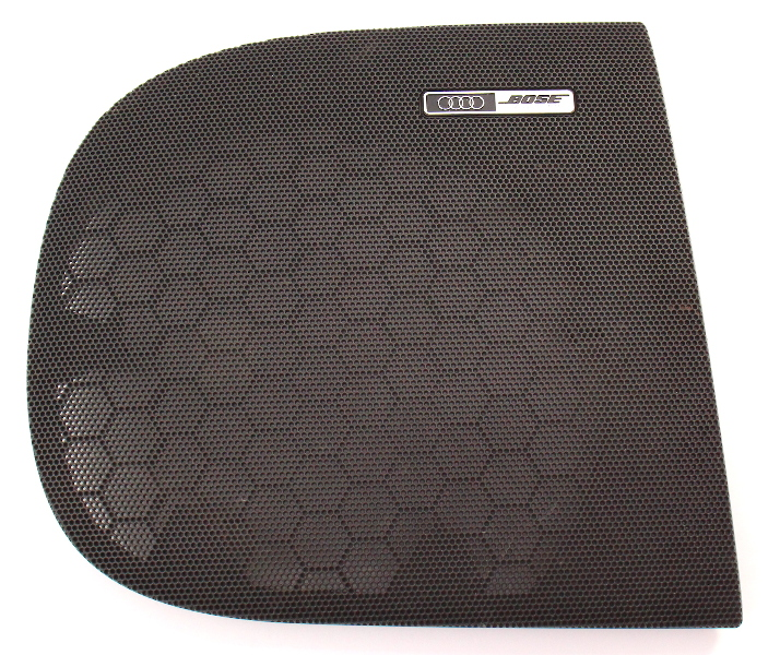 RH Front Bose Door Speaker Grill Cover 02-08 Audi A4 S4 B6 B7 - 8E0 035 420 A