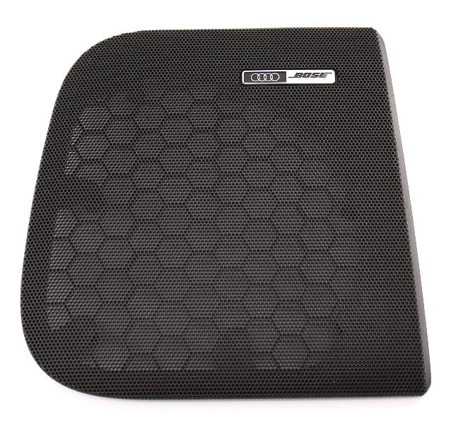 RH Rear Bose Door Speaker Grill Cover 02-08 Audi A4 S4 B6 B7 - 8E0 035 436 A