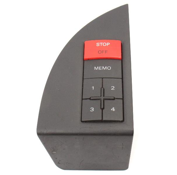 LH Driver Seat Memory Switch Controls 02-08 Audi A4 S4 - Genuine - 8E0 959 769