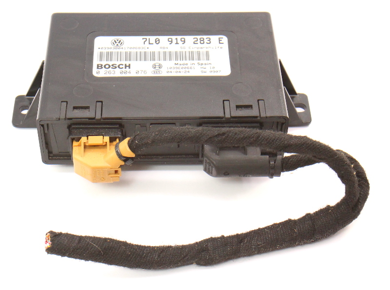 Parking Assist Module Computer 04-07 VW Touareg - Genuine - 7L6 919 283 E