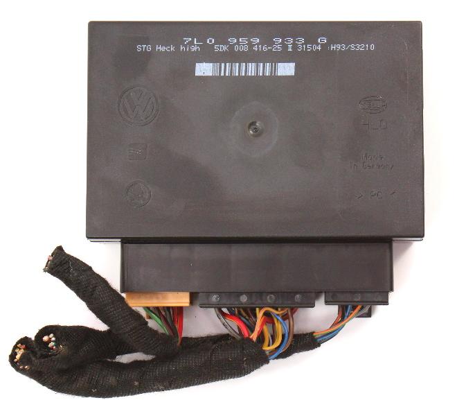 CCM Comfort Control Module Computer 04-07 VW Touareg - 7L0 959 933 G