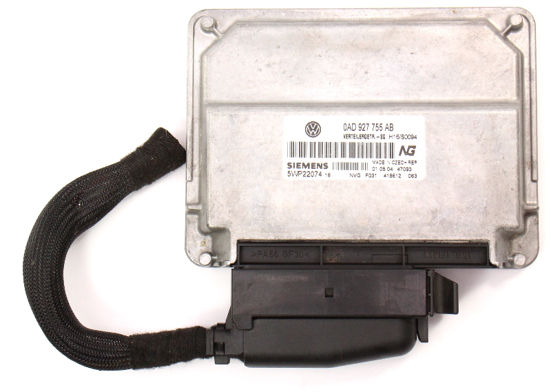 Transfer Case Control Module Computer 04-05 VW Touareg - 0AD 927 755 AB