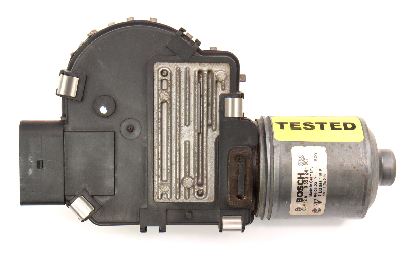 Windshield Wiper Motor 04-05 VW Touareg 03-06 Porsche Cayenne - 7L0 955 119 F