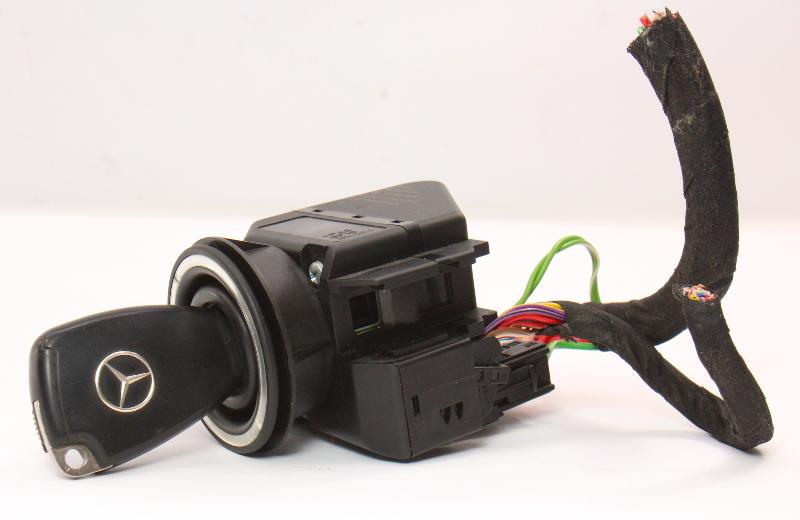 Ignition & Key 98-02 Mercedes E320 E430 W210 - 2105450008