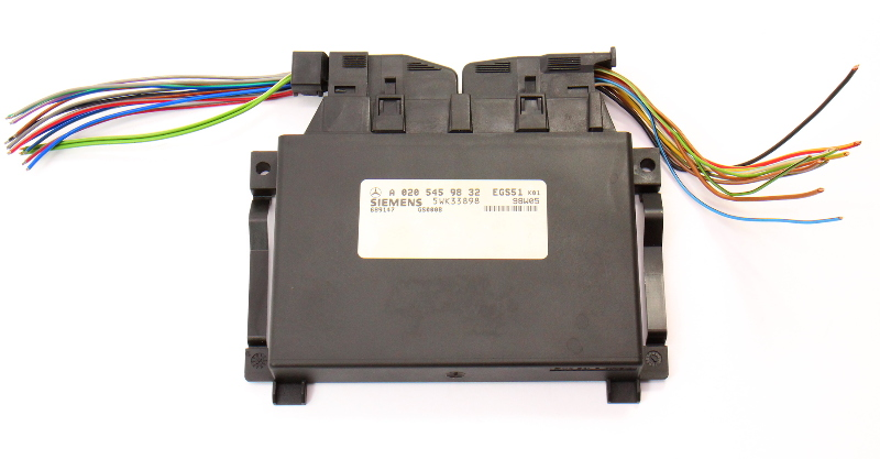 Transmission Computer TCM 98-99 Mercedes E320 CLK320 C280 W210 W202 - 0205459832
