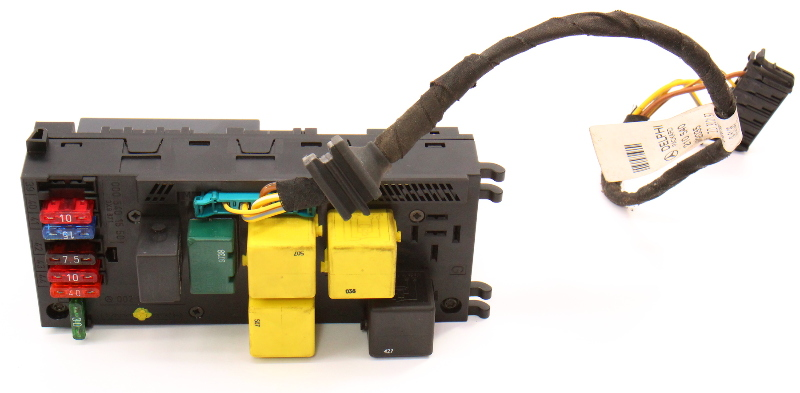 Relay Fuse Box BCM 98-02 Mercedes E320 E430 W210 - 0225455332 2105402035