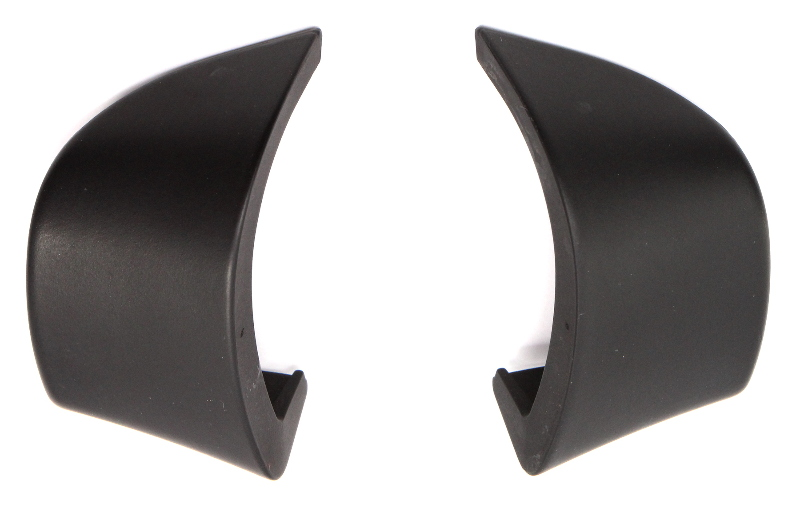 Steering Wheel Trim Caps Covers 05-10 VW Jetta Rabbit MK5 Genuine 1K0 419 685 F