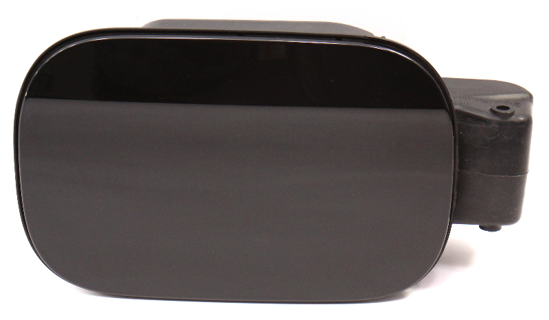 Fuel Gas Door Flap Cover 05-10 VW Jetta MK5 L041 Black Genuine ~ 1K5 809 857