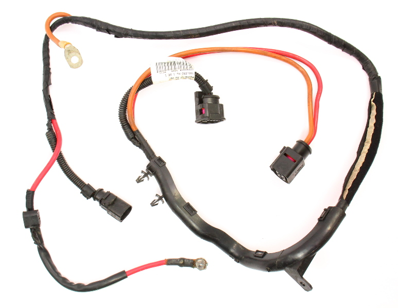 Power Steering Motor Wiring Harness 06-08 VW Jetta Rabbit MK5 A3 Passat B6