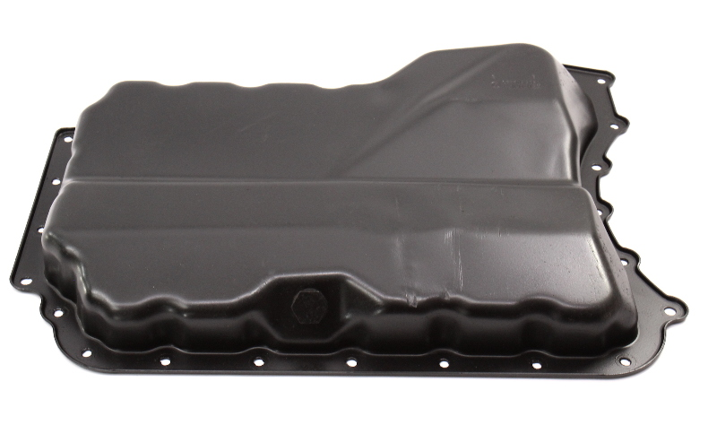 Oil Pan 05-10 VW Jetta Rabbit Beetle MK5 2.5 - Genuine - 07K 103 602 A