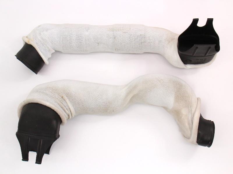 HVAC Heater Box Dash Air Ducting Tubes 85-92 VW Jetta Golf GTI MK2 - 191 819 724