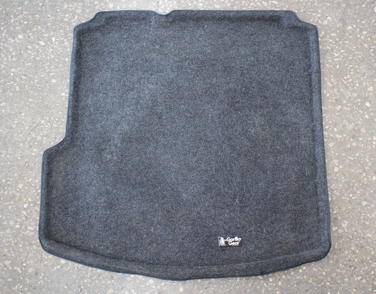 Trunk Floor Carpet Mat Cargo Liner 05-10 VW Jetta MK5 Sedan Gorilla Gear